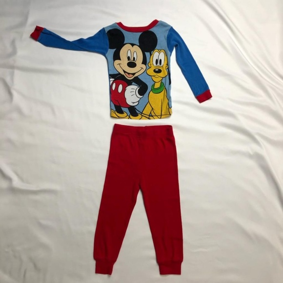 DISNEY Really Cute Mickey Mouse 3 Piece Set NWT